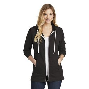 District® Women's Perfect Tri® French Terry Full Zip Hoodie