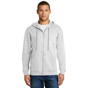 Jerzees® Nublend® Full Zip Hooded Sweatshirt