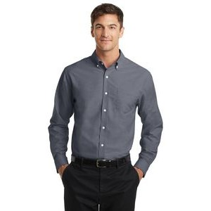 Port Authority® SuperPro™ Oxford Shirt