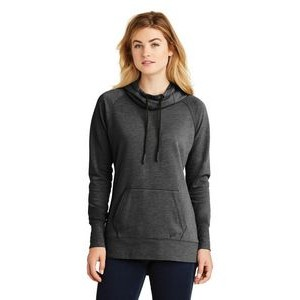 New Era® Ladies' Tri Blend Fleece Pullover Hoodie