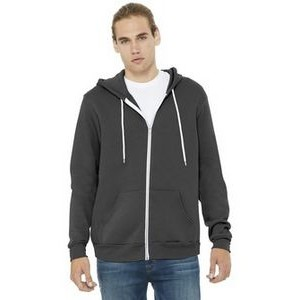 Bella+Canvas® Unisex Sponge Fleece Full Zip Hoodie