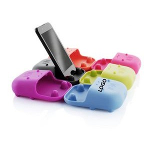 Multi-functional Silicone Loud-Speaker Phone Stand