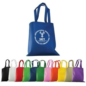 "Bags - Non-Woven (15""W x 16""H) Shopping Tote Bags"