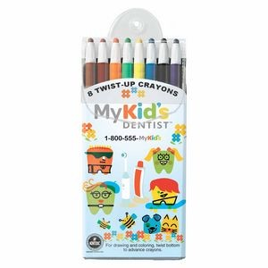 SimpliColor Twist Crayons - Front Insert Only