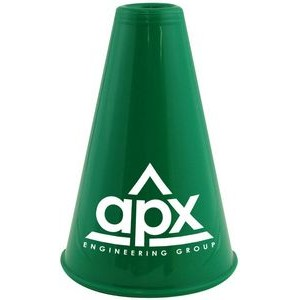 Kelly Green Megaphone Closeout Pricing